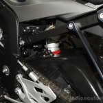 BMW S1000R rear shock absorber India launch.JPG