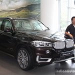 BMW X5 India launch live