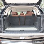 BMW X5 boot with tailgate