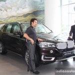 BMW X5 launch live