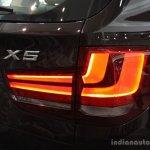 BMW X5 taillight