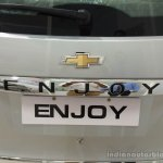 Chevrolet Enjoy 1st Anniversary Edition chrome garnish