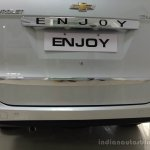 Chevrolet Enjoy 1st Anniversary Edition number plate