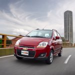 Chevrolet Spark Life in action