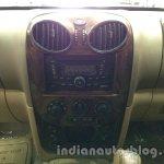 Mahindra Scorpio special edition center console