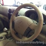Mahindra Scorpio special edition interior