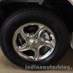 Mahindra Scorpio special edition wheel