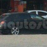 Mercedes CLA Shooting Brake IAB spied side