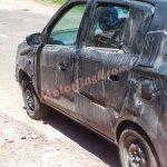 Spied Maruti Alto 800 facelift doors