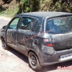 Spied Maruti Alto 800 facelift taillights