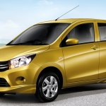 Suzuki Celerio Thailand press shot