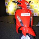 Suzuki Let's - front