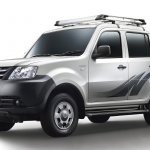 Tata Movus front three quarters press image