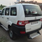 Tata Movus rear three quarters left