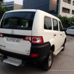 Tata Movus rear three quarters