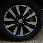 Toyota Etios Cross Review alloy wheel