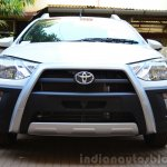 Toyota Etios Cross Review front