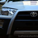 Toyota Etios Cross Review grille