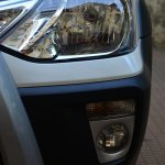Toyota Etios Cross Review lights front