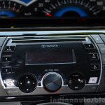Toyota Etios Cross Review music system
