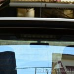 Toyota Etios Cross Review rear windscreen