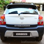 Toyota Etios Cross Review rear