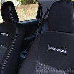 Toyota Etios Cross Review seat
