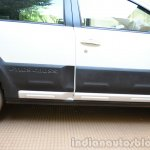 Toyota Etios Cross Review side moldings