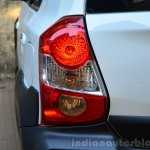 Toyota Etios Cross Review taillight