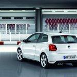VW Polo GTI rear press image