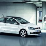 VW Polo GTI side press image