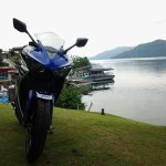 Yamaha YZF-R25 official FB image front