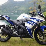 Yamaha YZF-R25 official FB image side