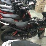 2014 Hero Karizma ZMR seat spotted at dealership