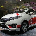 2014 Honda Jazz Indonesia launch front quarter