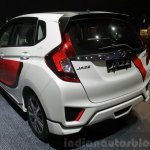 2014 Honda Jazz Indonesia launch rear quarter