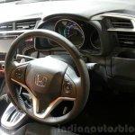 2014 Honda Jazz Indonesia launch steering