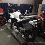 2014 Karizma R rear spotted at dealership