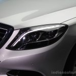 2014 Mercedes-Benz S Class S350 diesel launch headlamp