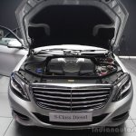 2014 Mercedes-Benz S Class S350 diesel launch hood