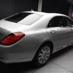 2014 Mercedes-Benz S Class S350 diesel launch rear quarter