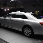 2014 Mercedes-Benz S Class S350 diesel launch rear quarters