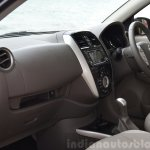 2014 Nissan Sunny facelift diesel review cabin