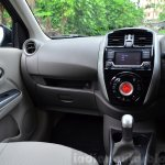 2014 Nissan Sunny facelift diesel review dash