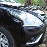 2014 Nissan Sunny facelift diesel review light
