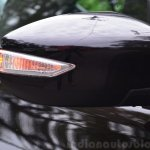 2014 Nissan Sunny facelift diesel review wing mirror