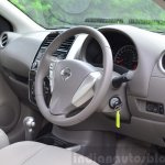2014 Nissan Sunny facelift petrol CVT review dash