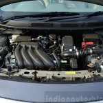 2014 Nissan Sunny facelift petrol CVT review engine