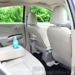 2014 Nissan Sunny facelift petrol CVT review rear legroom