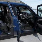 2015 Mini Five-Door press shot rear door